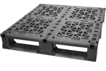 Stackable Plastic Shipping Pallet