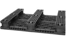 GS.40.32.3R0 - 3-Runner Recycled Plastic Beverage Pallet No Rods ()