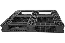 GS.110120.6R0 - Full Picture Frame Recycled Plastic Pallet w/ No Rod ()