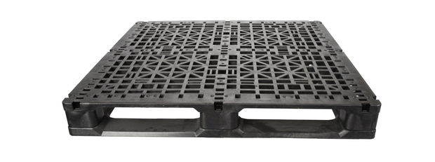 GS.48.48.6R0 - 48x48 No Rod Plastic Pallet ()